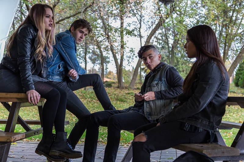 Pyewacket teens