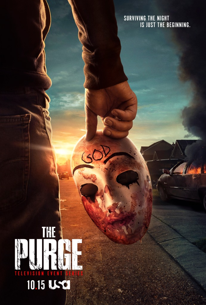 THE PURGE S2 KEY ART - FINAL